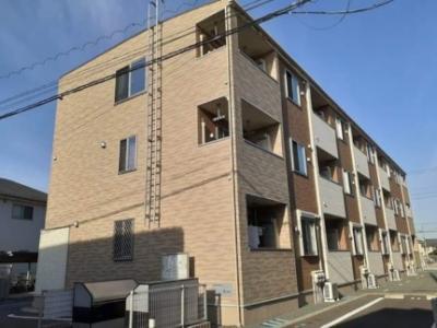 外観,1LDK,面積54.16m2,賃料6.7万円,つくばエクスプレス みらい平駅 徒歩5分,,茨城県つくばみらい市陽光台3丁目