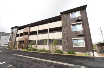 外観,1LDK,面積40.21m2,賃料7.5万円,つくばエクスプレス つくば駅 3.6km,,茨城県つくば市流星台