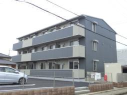 JR両毛線 佐野駅 徒歩20分の賃貸アパート