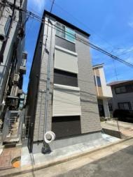 京急本線 花月総持寺駅 徒歩6分の賃貸アパート