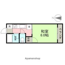 春日山駅 2.0万円