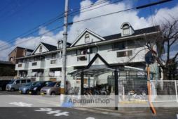 近鉄大阪線 高安駅 徒歩11分の賃貸アパート