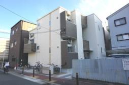 Osaka Metro今里筋線 清水駅 徒歩3分の賃貸アパート