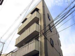 JR大阪環状線 桜ノ宮駅 徒歩3分の賃貸マンション