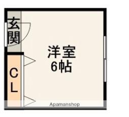 北千里駅 1.5万円