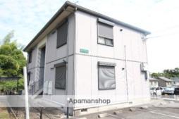 近鉄大阪線 築山駅 徒歩20分の賃貸アパート