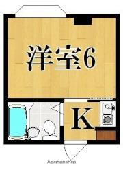 【敷金礼金0円!】あやめ池オリオンハイツ