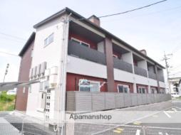 岡山電気軌道東山本線 門田屋敷駅 4.4kmの賃貸アパート