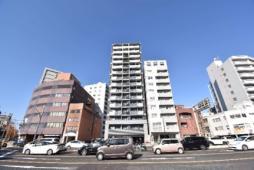 広島電鉄1系統 市役所前駅 徒歩7分の賃貸マンション