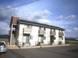 西鉄天神大牟田線 三沢駅 徒歩17分の賃貸アパート