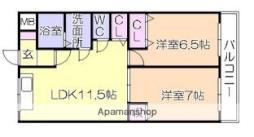 【敷金礼金0円!】コーポコーワ