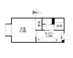 別府大学駅 3.3万円