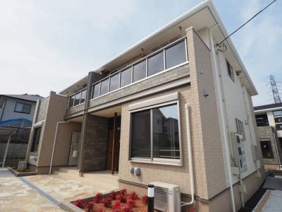 外観,2LDK,面積54.85m2,賃料6.8万円,つくばエクスプレス みどりの駅 徒歩24分,,茨城県つくば市みどりの南