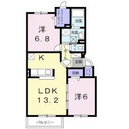 沼ノ端駅 5.8万円