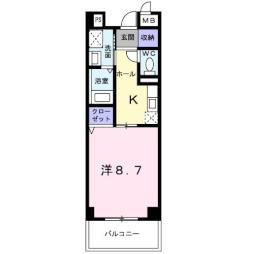 【敷金礼金0円!】フィオーレ八木