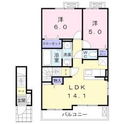 永田駅 6.5万円