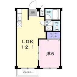 寄居駅 3.8万円