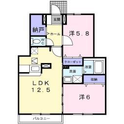 内宿駅 5.6万円