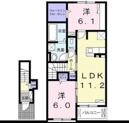下館駅 6.0万円
