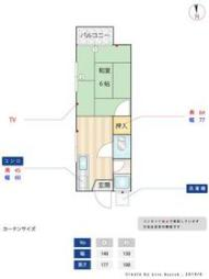 福大前駅 1.7万円