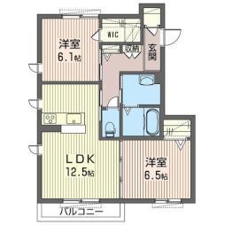 下館駅 7.3万円