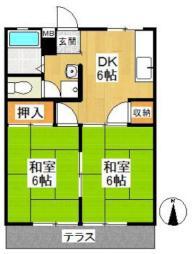 仏子駅 4.3万円