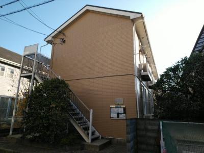 外観,1K,面積19.87m2,賃料5.1万円,JR常磐線 松戸駅 徒歩20分,,千葉県松戸市小山