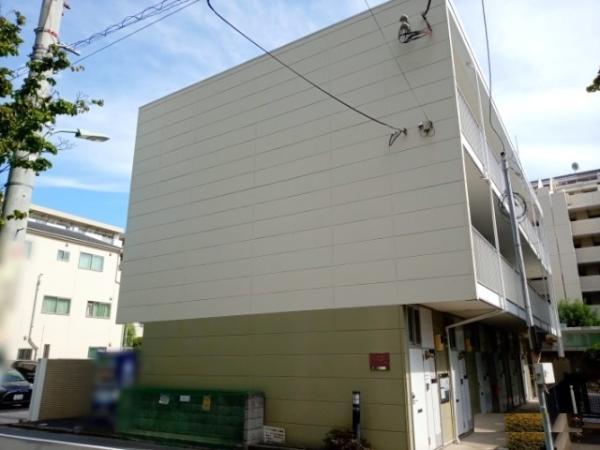 レオパレスクレール[105号室]の外観
