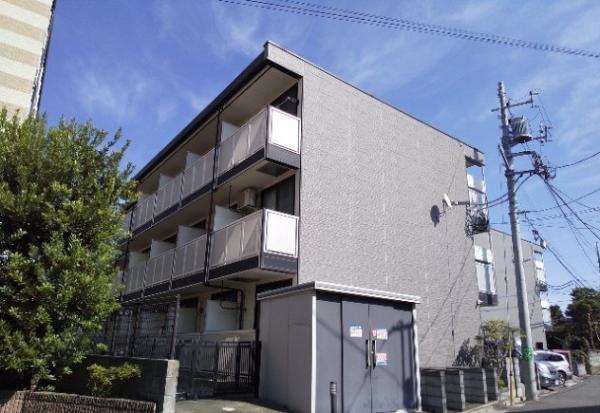レオパレスボナール S Y[2階]の外観