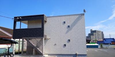 外観,1K,面積25.89m2,賃料5.2万円,JR常磐線 神立駅 徒歩7分,,茨城県かすみがうら市稲吉2丁目