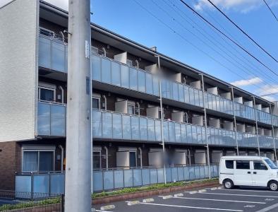 外観,ワンルーム,面積27.8m2,賃料6.0万円,JR常磐線 柏駅 徒歩25分,,千葉県柏市十余二
